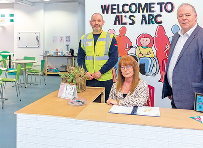 John Maddox Appointed Trustee of Al's ARC