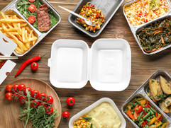 Food Boxes & Clams & Trays
