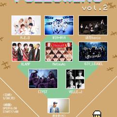 2020/03/30(月)東京@VUENOS TOKYO