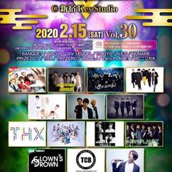 2020/02/15(土)@新宿Key Studio