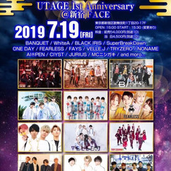 2019/07/19(金)東京@新宿FACE
