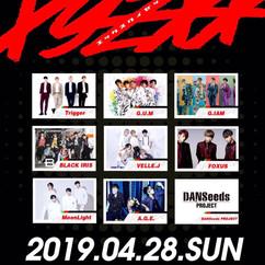 2019/04/28(日)大阪@FANJtwice