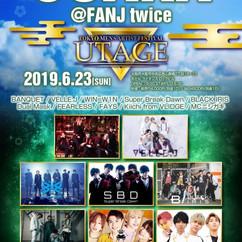 2019/06/23(日)大阪@FANJtwice