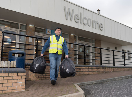Steven secures a stable job with help from Fair Start Scotland