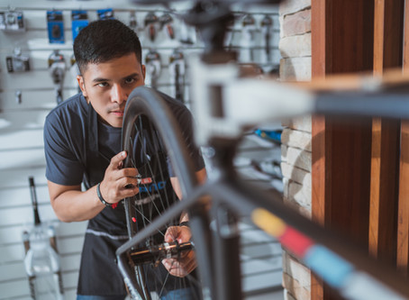 Gabriel turns his hobby in to a job with the help from Fair Start Scotland