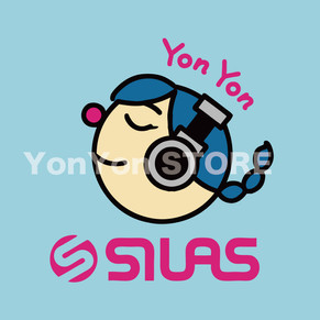 【NEWS】YonYon × SILAS コラボグッズ予約販売開始(2/19~2/28)