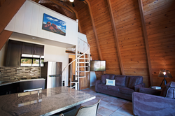 Living space for you and your friends.