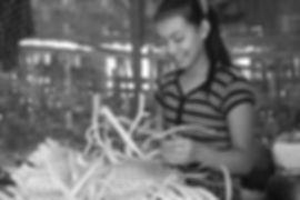 Plastic Baskets Artisan