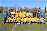 Equipe du FC2 MOUSSAC