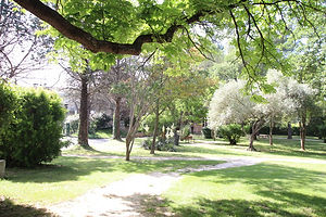 le parc de Moussac