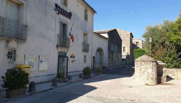 Mairie de Moussac