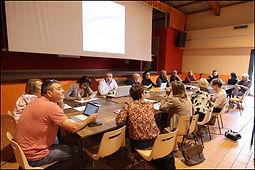 Runion du Conseil Municipal du 5 juin