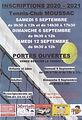 Journées portes ouvertes Tennis Club de Moussac
