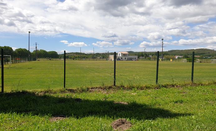 Terrain de Foot du FC Moussac
