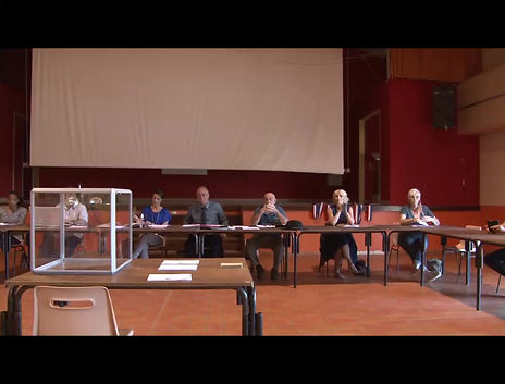 Election du maire de Moussac