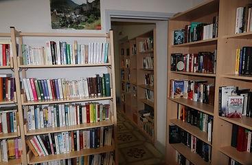 Bibliothèque  Moussac