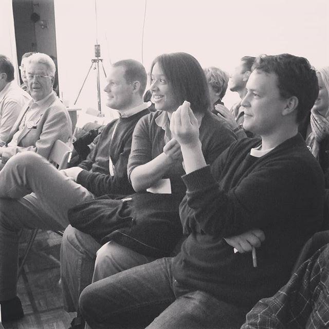 #Impressionen von der  2.jpght _#poetryslam meets #magicshow The inventors of #Zauberschlacht stroke