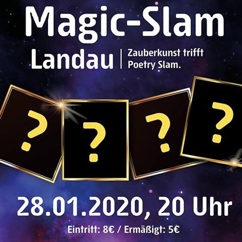 2. MagicSlam im Gloria Kulturpalast Landau