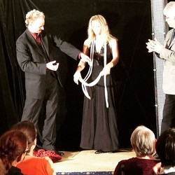 #Illusionist Frank  Zick The Magic One bei der  2