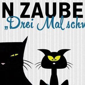 """Merlin Zauberslam Vol II: """"Drei Mal schwarzer Kater"""""""