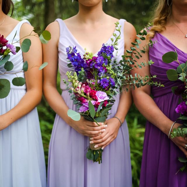 Hudson Valley outdoor wedding photographer Kathleen Gemma