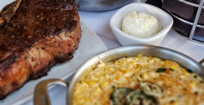 Fleming's Steakhouse in Newport Beach never goes out of style