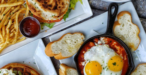 When thinking about Brunch in LA, you need to try Bru's Wiffles.