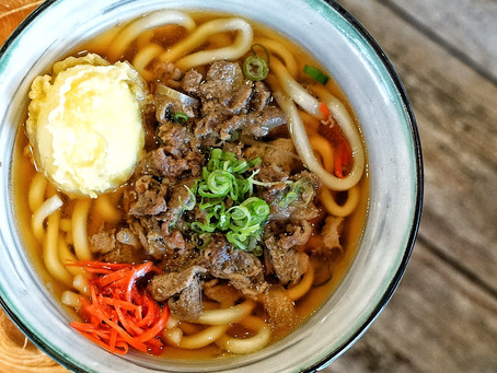 Izakaya Mikuni is the sleeper Udon in Buena Park