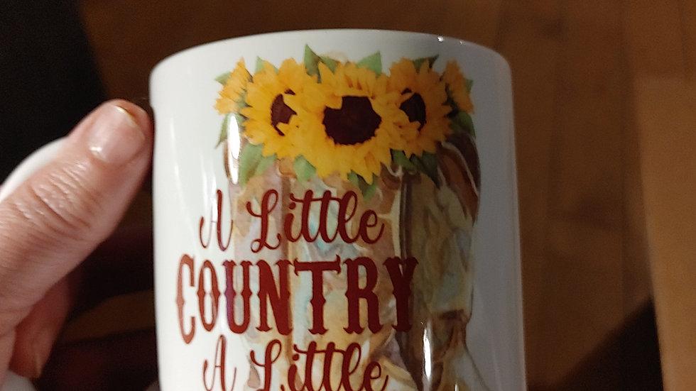 Country Hood Mug