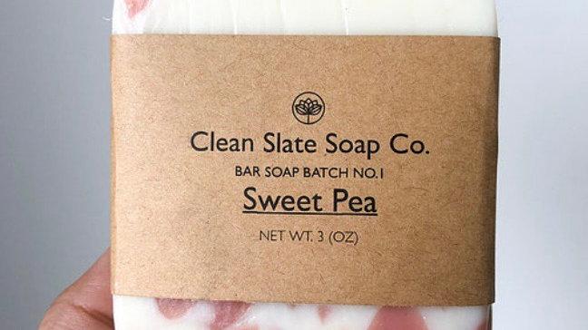 Sweet Pea Bar Soap