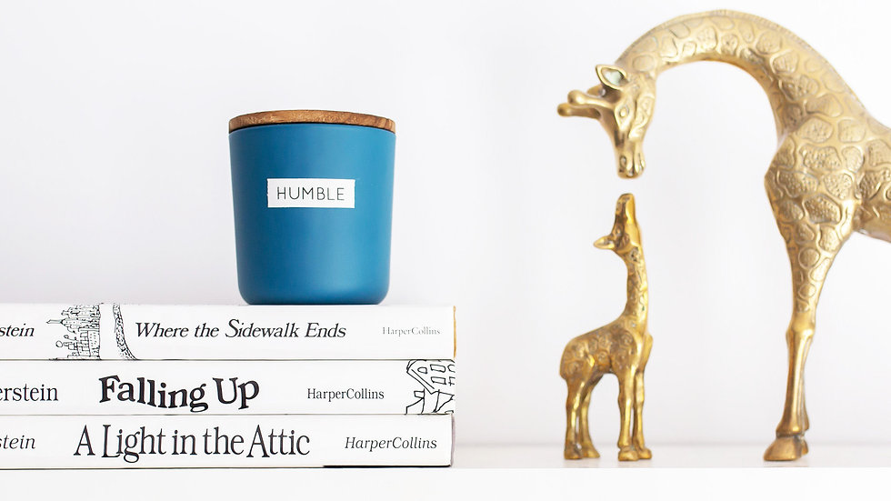 Figs and Evergreen Signature Candle