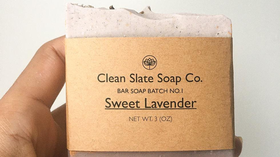 Sweet Lavender Bar Soap