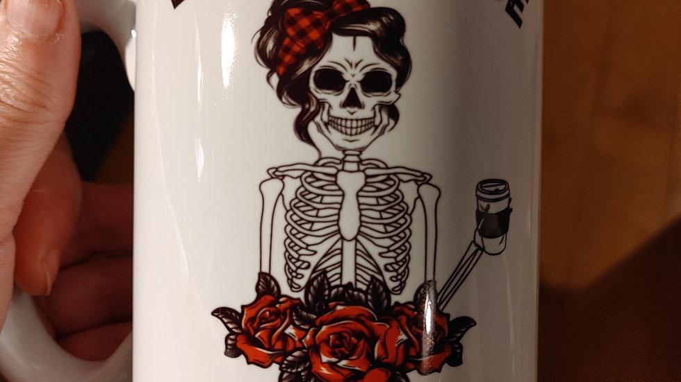 Dead Inside Mug