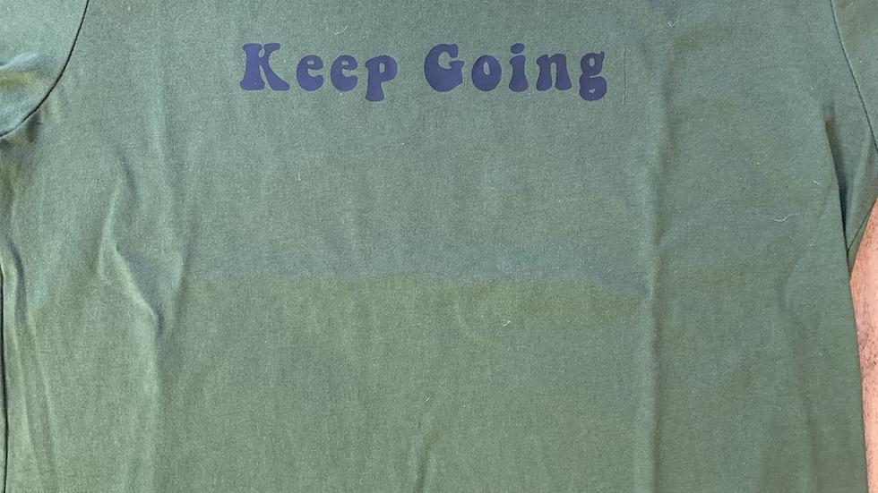 Keep Going T-shirt
