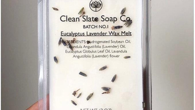 Lavender Eucalyptus Wax Melt