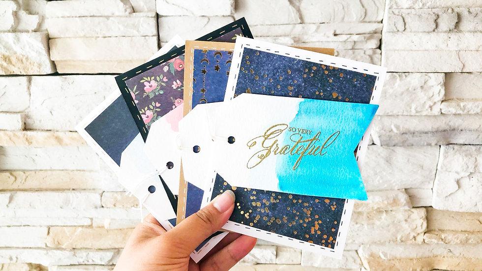 Gratitude Bonanza - Card