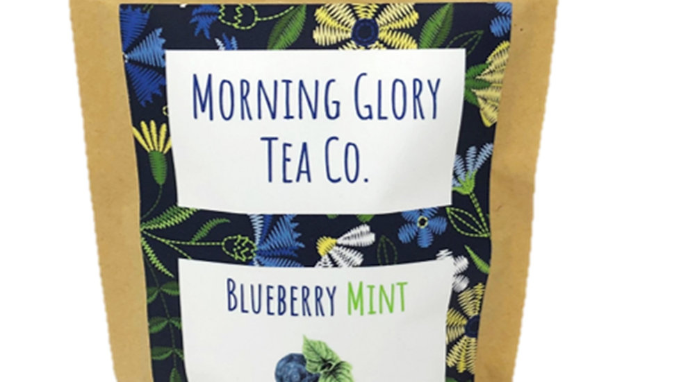 Blueberry Mint Green Tea