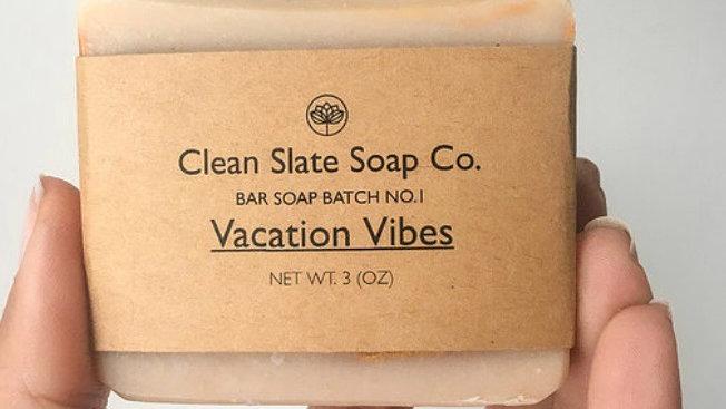 Vacation Vibes Bar Soap