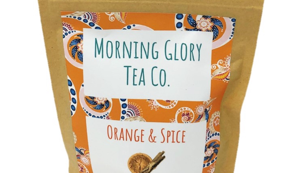 Orange and Spice Rooibos
