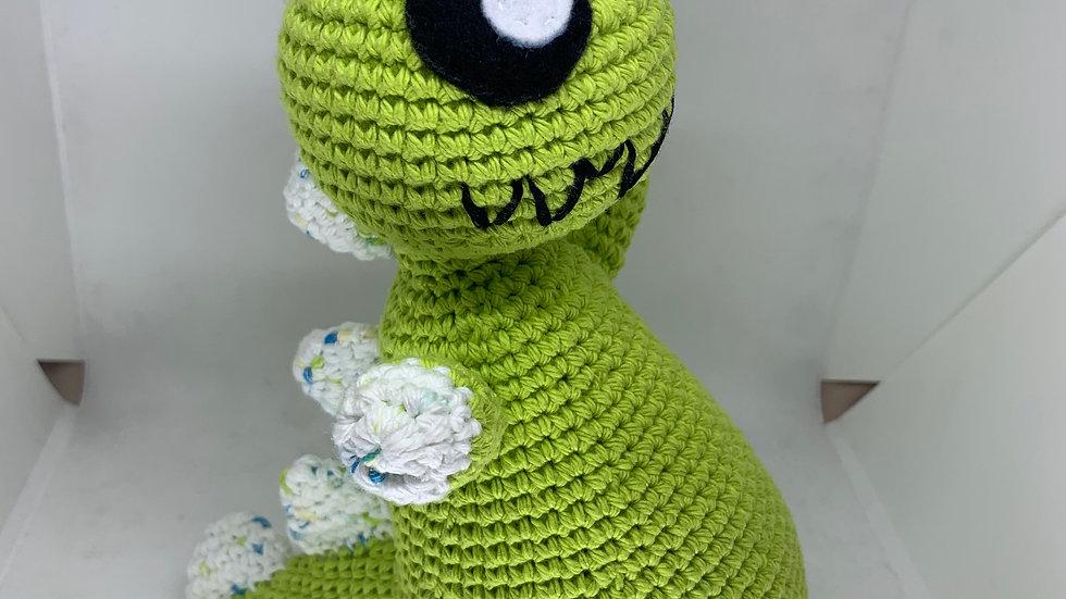Crochet Dinosaur Stuffed Animal