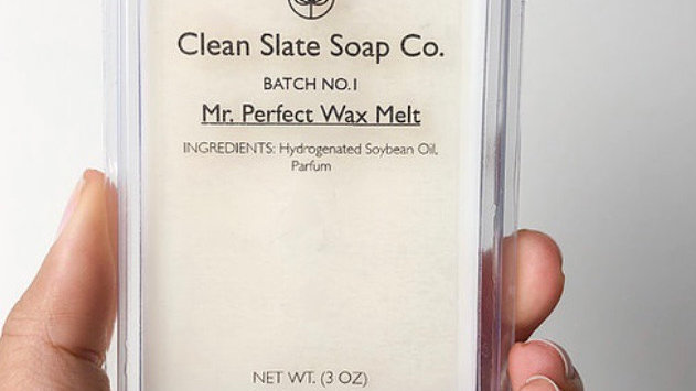 Mr. Perfect Wax Melt