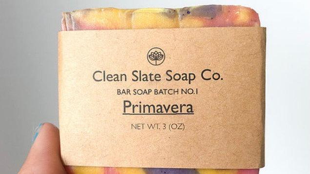 Primavera Bar Soap