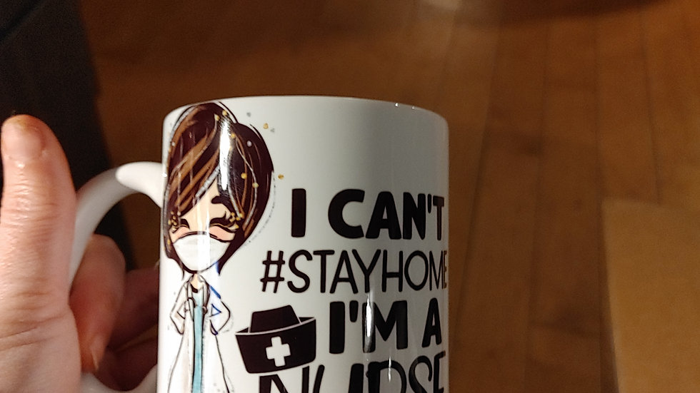 I'm a Nurse Mug