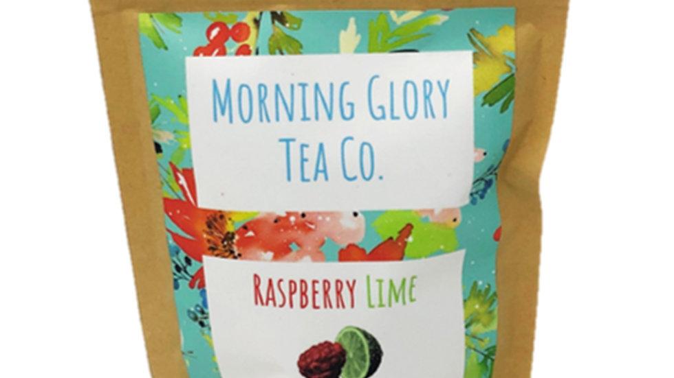 Raspberry Lime White Tea