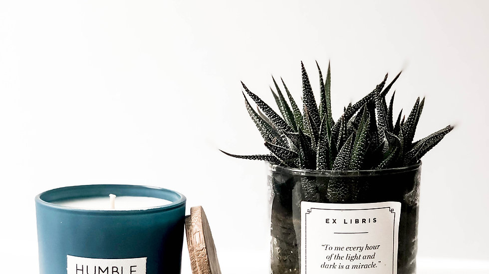 Earl Grey Signature Candle