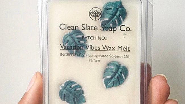 Vacation Vibes Wax Melt