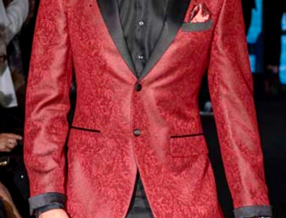 Perry Jones II Collection Jones Tuxedo Jacket