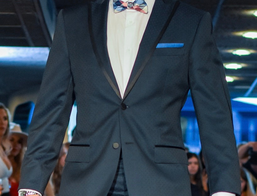 Paris Homme Collection 2pc Jones Tuxedo