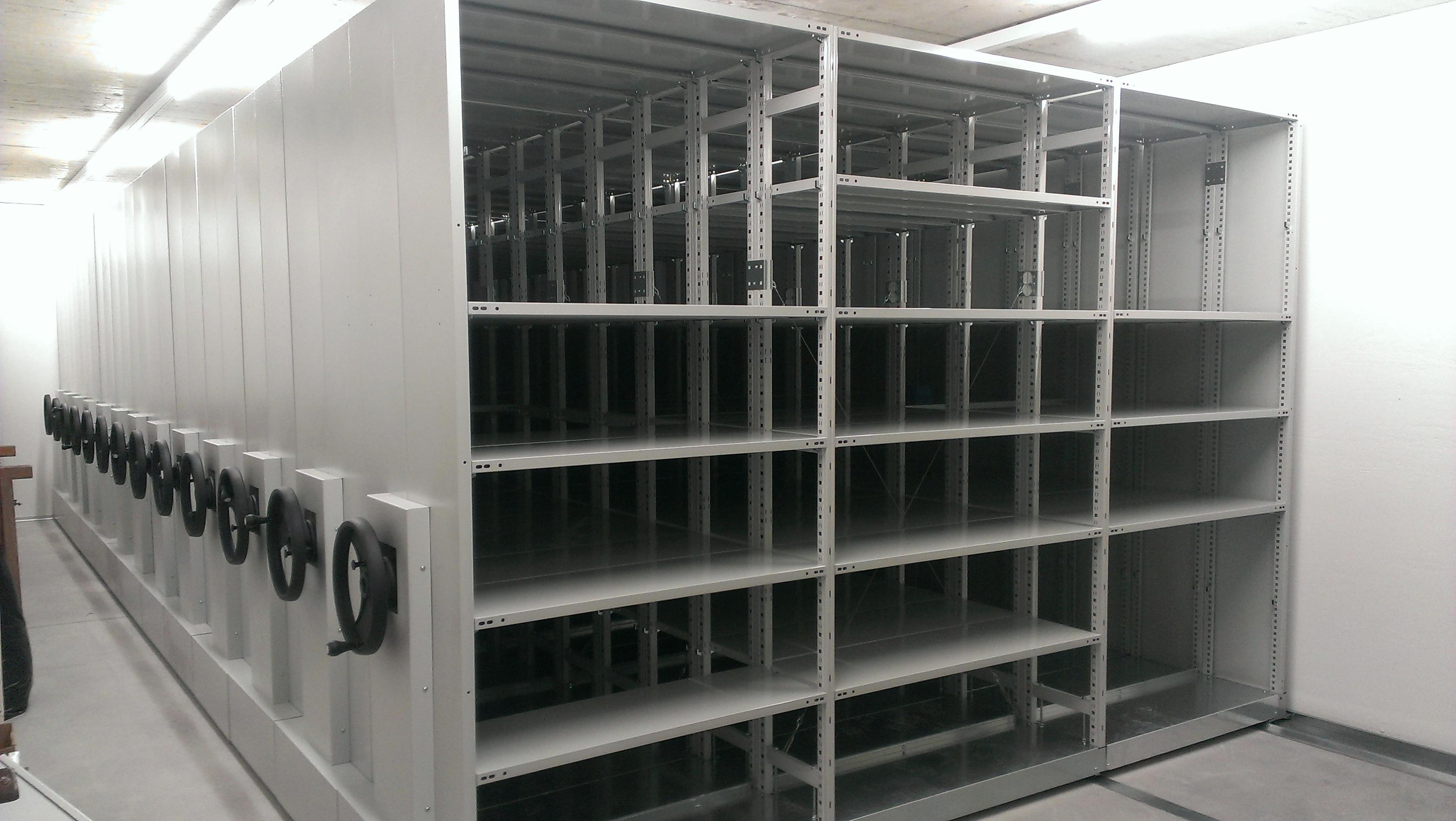 Regale Ersatzteilelager