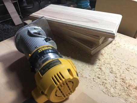 天然木材使用したオリジナルのデザインサインプレートいかがですか